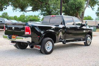 2015 Ram 3500 Laramie Longhorn Crew Cab 4x4 6.7L Cummins Diesel Dually Auto Sealy, Texas 11