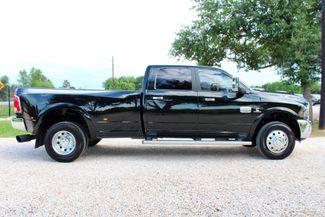 2015 Ram 3500 Laramie Longhorn Crew Cab 4x4 6.7L Cummins Diesel Dually Auto Sealy, Texas 12