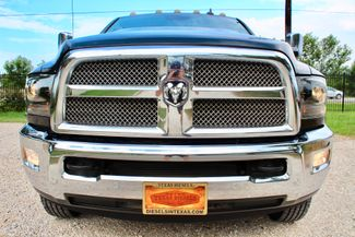 2015 Ram 3500 Laramie Longhorn Crew Cab 4x4 6.7L Cummins Diesel Dually Auto Sealy, Texas 13