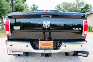 2015 Ram 3500 Laramie Longhorn Crew Cab 4x4 6.7L Cummins Diesel Dually Auto Sealy, Texas 18