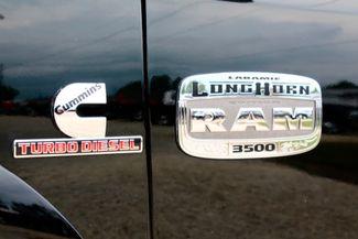 2015 Ram 3500 Laramie Longhorn Crew Cab 4x4 6.7L Cummins Diesel Dually Auto Sealy, Texas 21