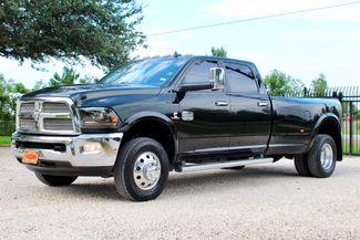 2015 Ram 3500 Laramie Longhorn Crew Cab 4x4 6.7L Cummins Diesel Dually Auto Sealy, Texas 5
