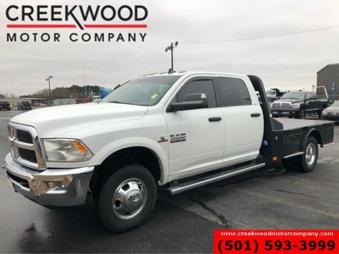 2015 Ram 3500 Dodge SLT 4x4 Diesel Dually Utility Flatbed Leather NICE in Searcy, AR