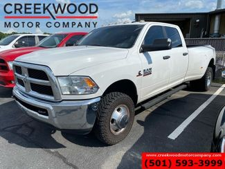 2015 Ram 3500 Dodge ST SLT 4x4 Diesel Dually White Auto New Tires NICE in Searcy, AR 72143