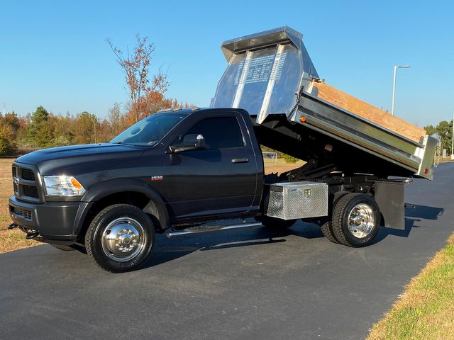 2015 Ram 5500 4x4 Stainless MASON DUMP 1-OWNER ONLY 5K MILES HEMI WOW in Woodbury, New Jersey 08096