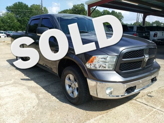 2015 Ram Crew Cab 4x4 1500 Outdoorsman Houston, Mississippi