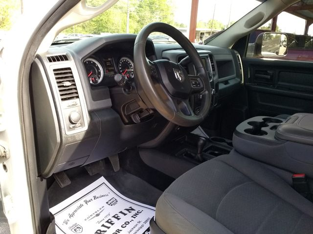2015 Ram Crew Cab 4x4 2500 Tradesman Houston, Mississippi 6