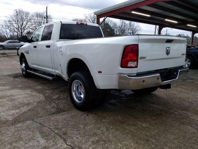 2015 Ram Crew Cab 4x4 3500 Tradesman Houston, Mississippi 5