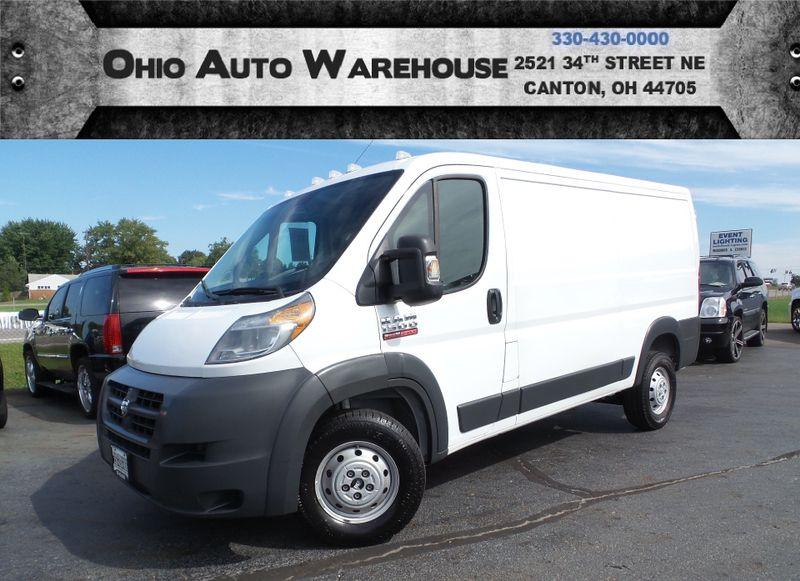 2015 Ram ProMaster 1500 Cargo Van 22K LOW MILES Factory Warranty We Finance | Canton, Ohio | Ohio Auto Warehouse LLC in Canton Ohio