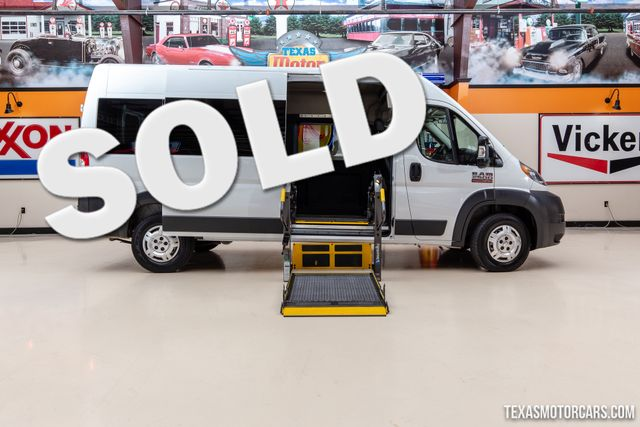 2015 Ram ProMaster Cargo Van in Addison, Texas 75001