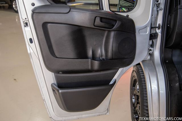 2015 Ram ProMaster Sherry Conversion in Addison, Texas 75001