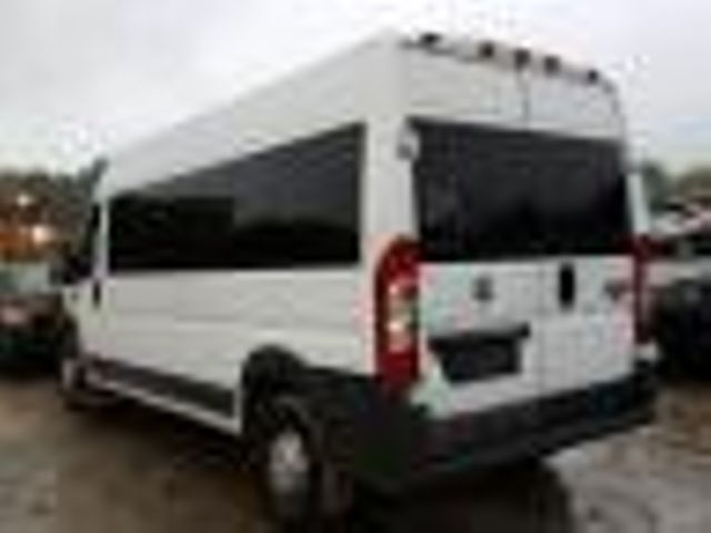 2015 Ram ProMaster Cargo Van handicap wheelchair accessible van Dallas, Georgia 3