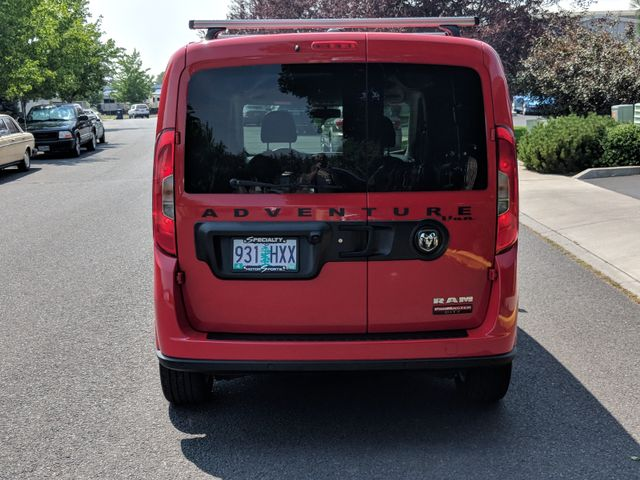2015 Ram ProMaster City Adventure Van SLT Bend, Oregon 5