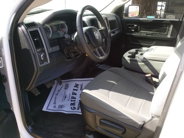 2015 Ram Quad Cab 4x4 1500 Tradesman Houston, Mississippi 8