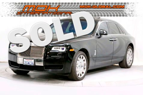 2015 Rolls-Royce Ghost - 1 Owner - Rear Screens - Picnic tables in Los Angeles