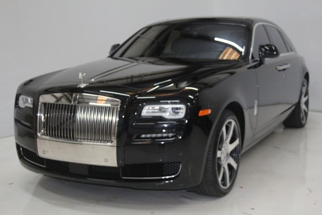 2015 Rolls-Royce Ghost Houston, Texas 3