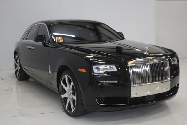 2015 Rolls-Royce Ghost Houston, Texas 1