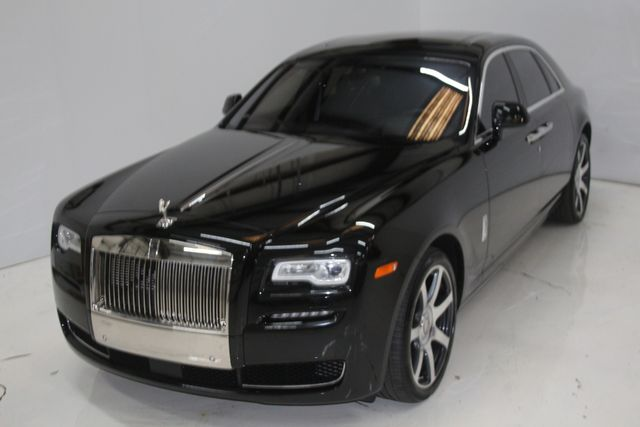 2015 Rolls-Royce Ghost Houston, Texas 4