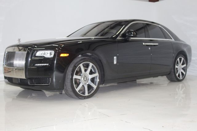 2015 Rolls-Royce Ghost Houston, Texas 5