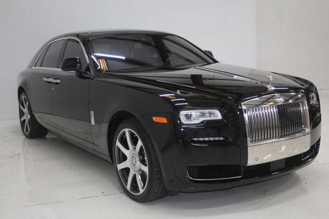 2015 Rolls-Royce Ghost Houston, Texas 9