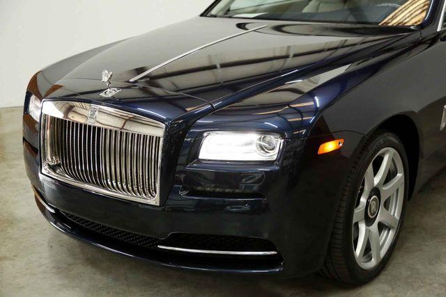 2015 Rolls-Royce Wraith Houston, Texas 6