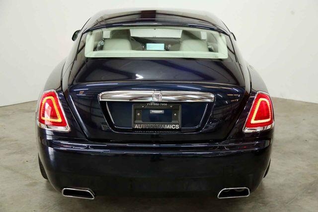 2015 Rolls-Royce Wraith Houston, Texas 8