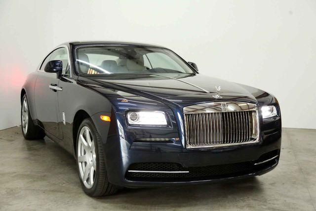 2015 Rolls-Royce Wraith Houston, Texas 1