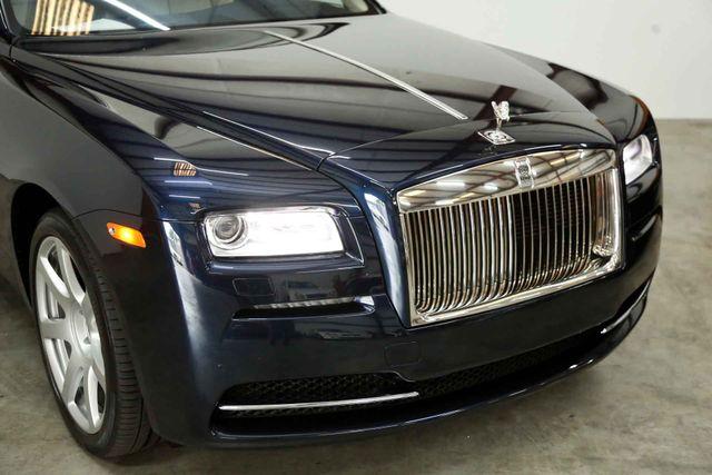 2015 Rolls-Royce Wraith Houston, Texas 4