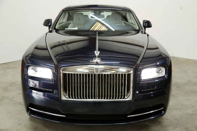 2015 Rolls-Royce Wraith Houston, Texas 5