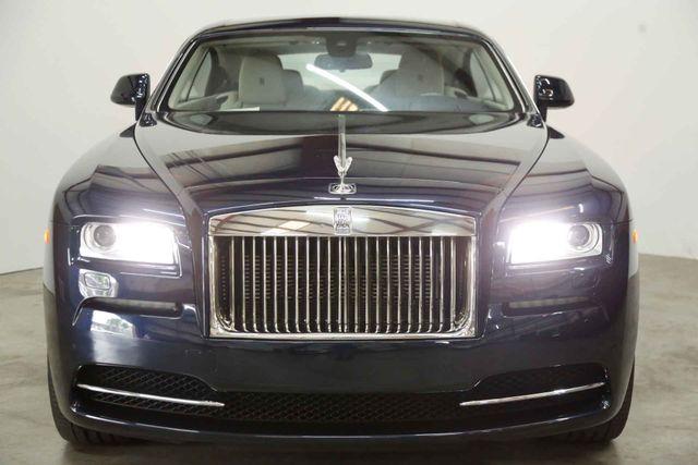 2015 Rolls-Royce Wraith Houston, Texas 2
