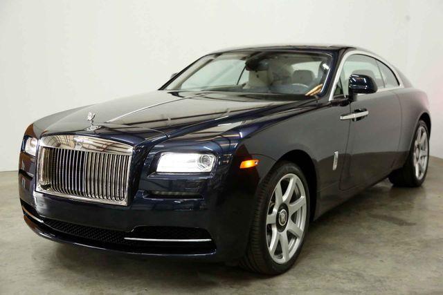 2015 Rolls-Royce Wraith Houston, Texas 3