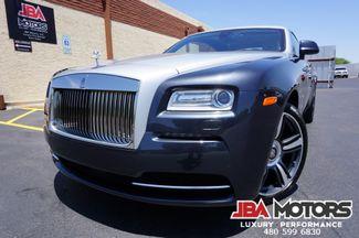 2015 Rolls-Royce Wraith Coupe Starlight Driver Assist Night Vision 360 Cam   MESA, AZ   JBA MOTORS in Mesa AZ