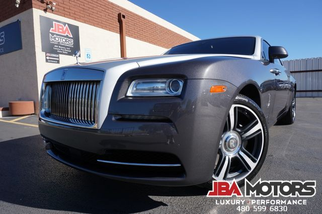 2015 Rolls-Royce Wraith Coupe ~ Starlight Headliner ~ 1 OWNER CLEAN CARFAX