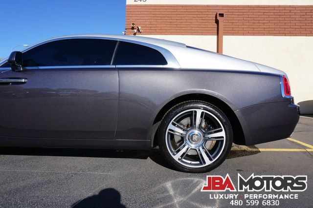 2015 Rolls-Royce Wraith Coupe ~ Starlight Headliner ~ 1 OWNER CLEAN CARFAX in Mesa, AZ 85202