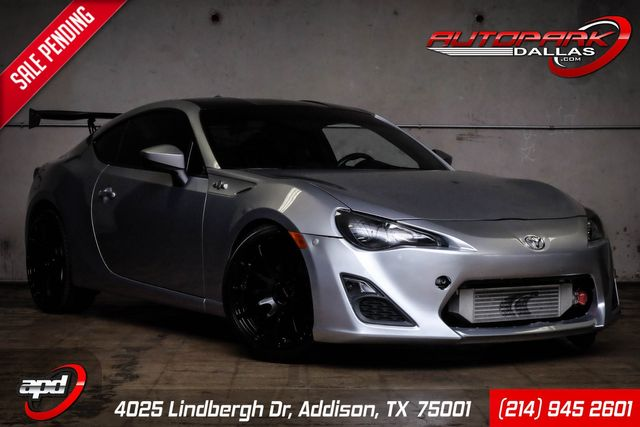2015 Scion FR-S Turbo w/ MANY Upgrades