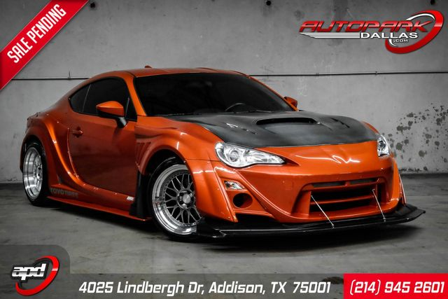 2015 Scion FR-S VR-S Full Body Kit & More in Addison, TX 75001