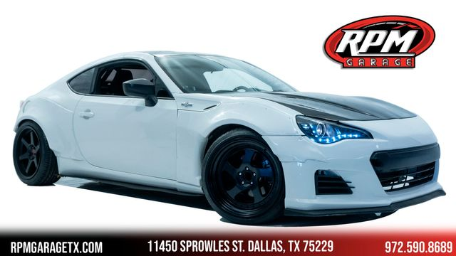 2015 Scion FR-S Widebody with Many Upgrades