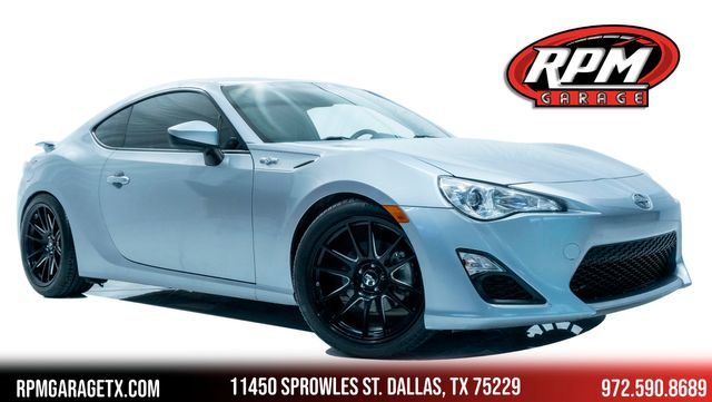 2015 Scion FR-S with Many Upgrades