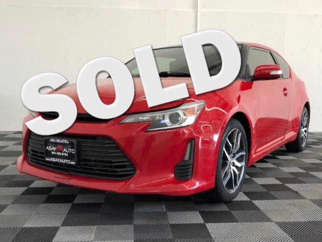 2015 Scion tC Sports Coupe 6-Spd MT LINDON, UT