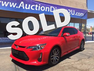 2015 Scion Tc 5 YEAR/60,000 MILE FACTORY POWERTRAIN WARRANTY Mesa, Arizona