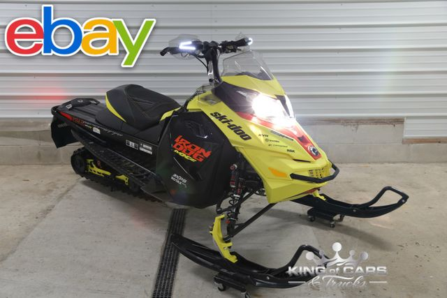 2015 Ski-Doo IRON DOG 800 XRS ONLY 300 MILES!