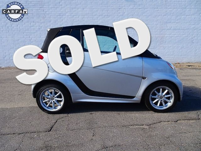 2015 Smart fortwo electric drive Passion Madison, NC