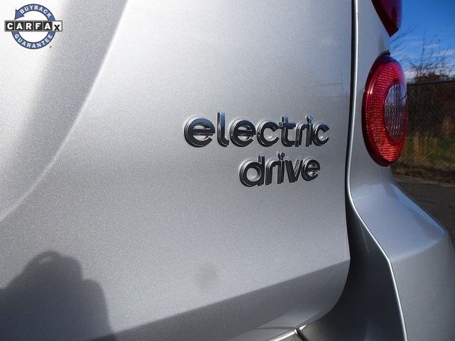 2015 Smart fortwo electric drive Passion Madison, NC 12
