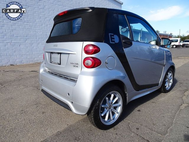 2015 Smart fortwo electric drive Passion Madison, NC 1