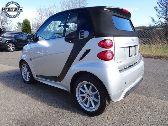 2015 Smart fortwo electric drive Passion Madison, NC 3