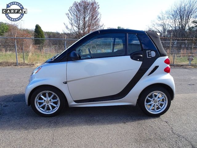 2015 Smart fortwo electric drive Passion Madison, NC 4