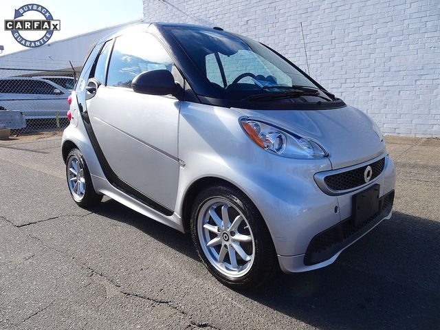 2015 Smart fortwo electric drive Passion Madison, NC 7