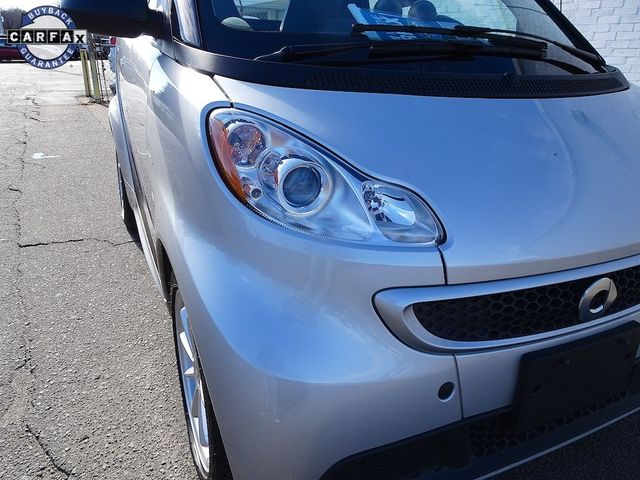2015 Smart fortwo electric drive Passion Madison, NC 8