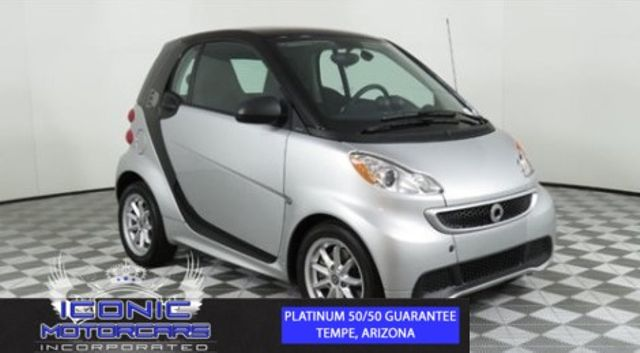 2015 Smart fortwo electric drive Passion | Tempe, AZ | ICONIC MOTORCARS, Inc. in Tempe AZ