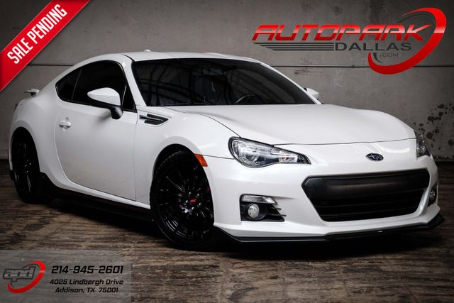 2015 Subaru BRZ Series.Blue w/ Upgrades